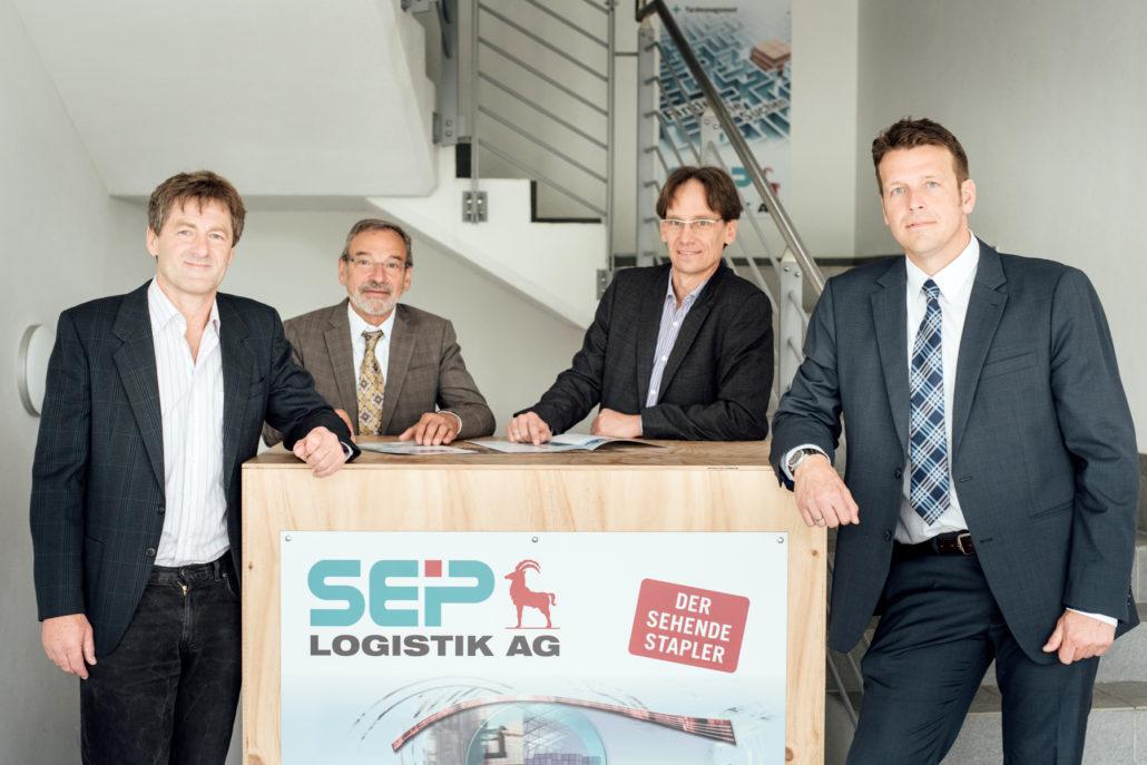 Vorstand der SEP logistik AG