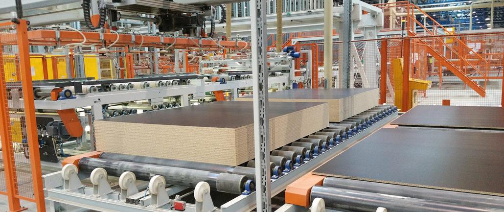 SEP Logitik AG RELAG-System Produktionsversorgung