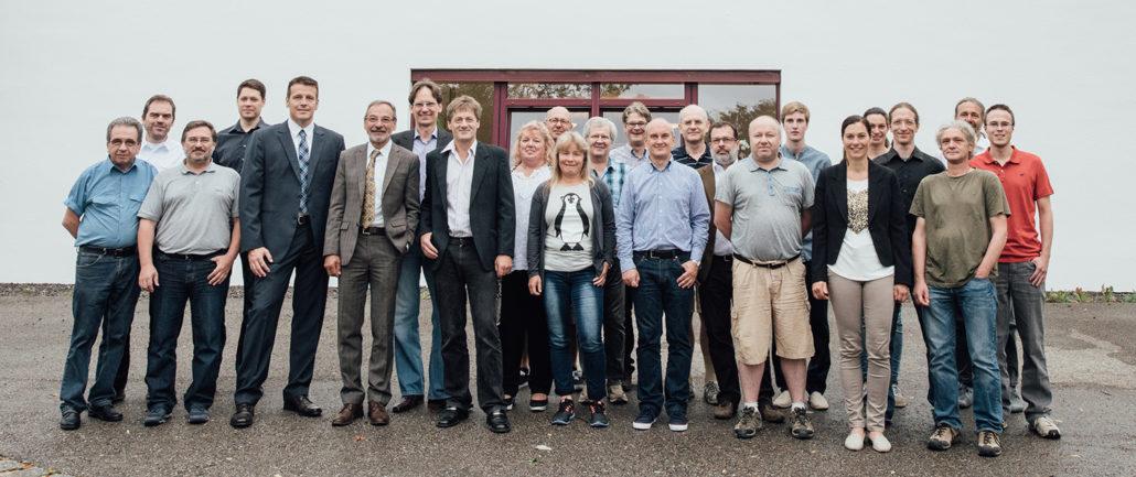 SEP Logistik AG - Das Team