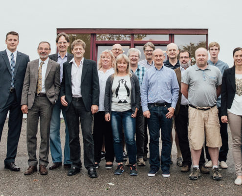 SEP Logistik AG - Das Team