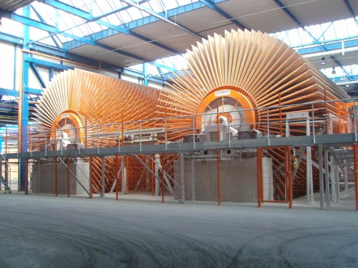 Produktionsleitsystem PLS